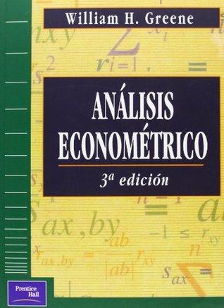 Análisis econométrico