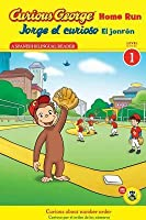 Jorge El Curioso El Jonron / Curious George Home Run (Reader)