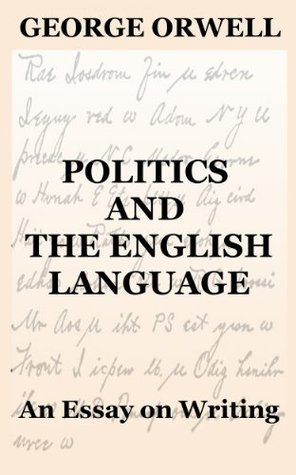 politics and the english language questions