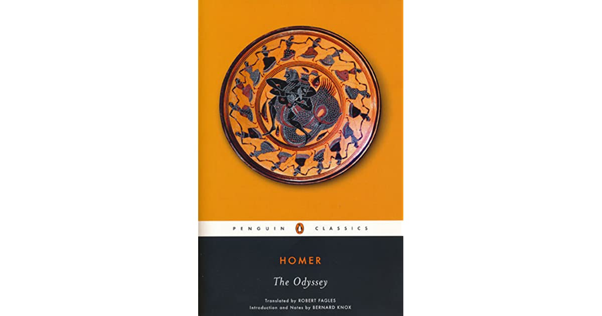 the odyssey easy to read
