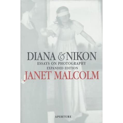 Diana  Nikon Essays On Photography By Janet Malcolm