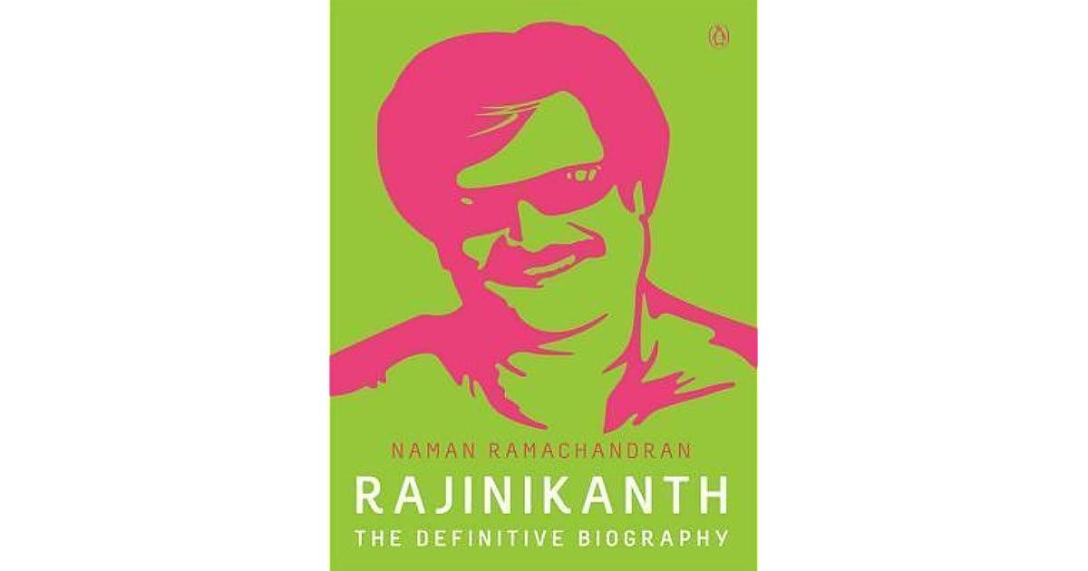 Biography rajinikanth the ebook download definitive