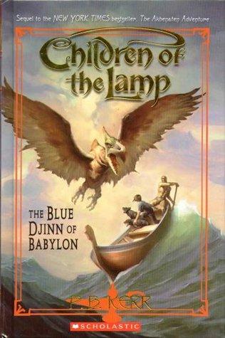 Download The Blue Djinn Of Babylon Children Of The Lamp 2 By Pb Kerr