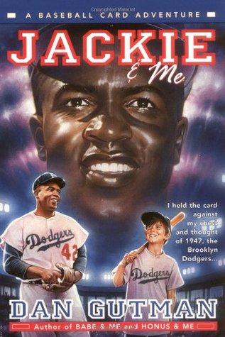 Jackie & Me (A Baseball Card Adventure, #2)