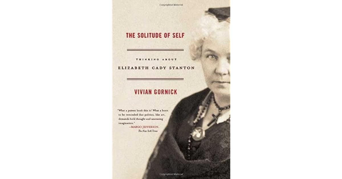 political romantics of elizabeth cady stanton essay First essay from 50 essays elizabeth cady stanton  what is the analogy stanton sets up between i would say stanton's is more political and.