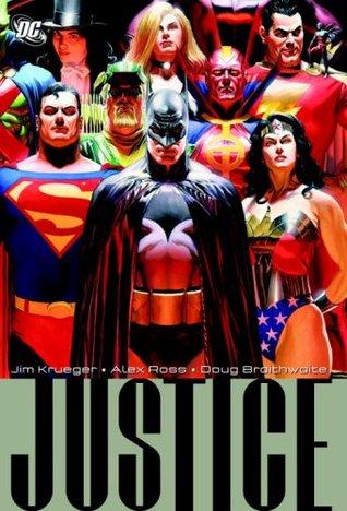 Justice, Volume 1 by Jim Krueger