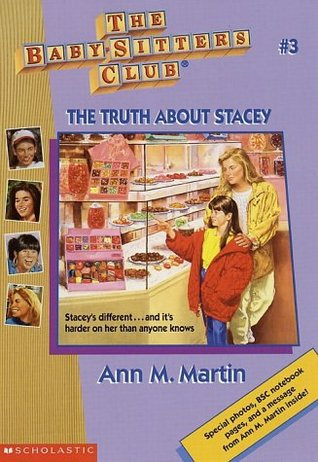 The Truth About Stacey by Ann M. Martin