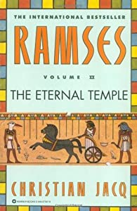 The Eternal Temple (Ramses #2)