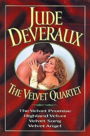 The Velvet Quartet (The Montomery Annals, #1-4)