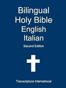 Bilingual Holy Bible English Italian