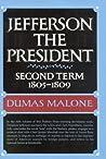 Jefferson the President: Second Term, 1805-1809
