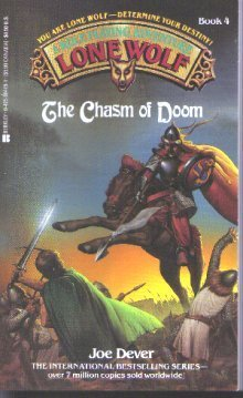 The Chasm Of Doom (Lone Wolf, #4)