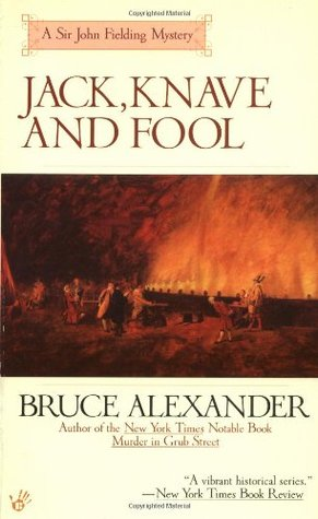 Jack, Knave and Fool (Sir John Fielding, #5)