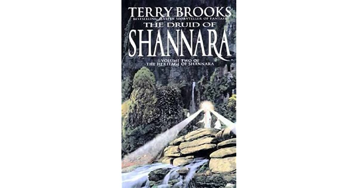 The druid of shannara heritage of shannara 2 by terry brooks fandeluxe Gallery