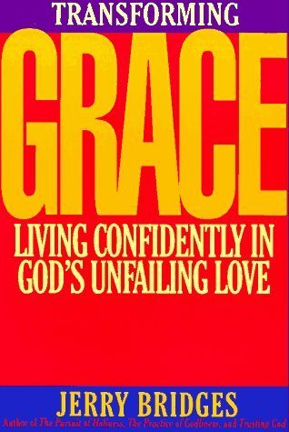 Transforming Grace  Living Conf - Jerry Bridges