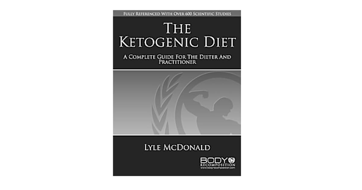 Diet lyle mcdonald pdf ketogenic