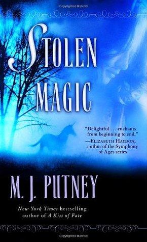 Stolen Magic (Guardians, #2)