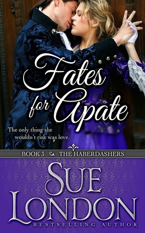 Fates For Apate (The Haberdashers, #3)