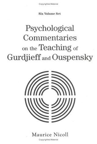 Psychological Commentaries on the