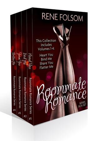 Roommate Romance Boxed Set (Roommate Romance, #1-4)