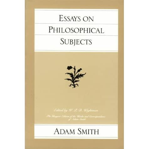 essay on philosophical subjects Are you trying hard to find good philosophy essay topics we are here to make your life easier by providing you with the most interesting philosophy essay.