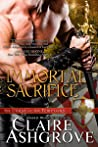 Immortal Sacrifice (The Curse of the Templars #4)