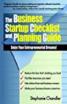 The Business Startup Checklist and Planning Guide
