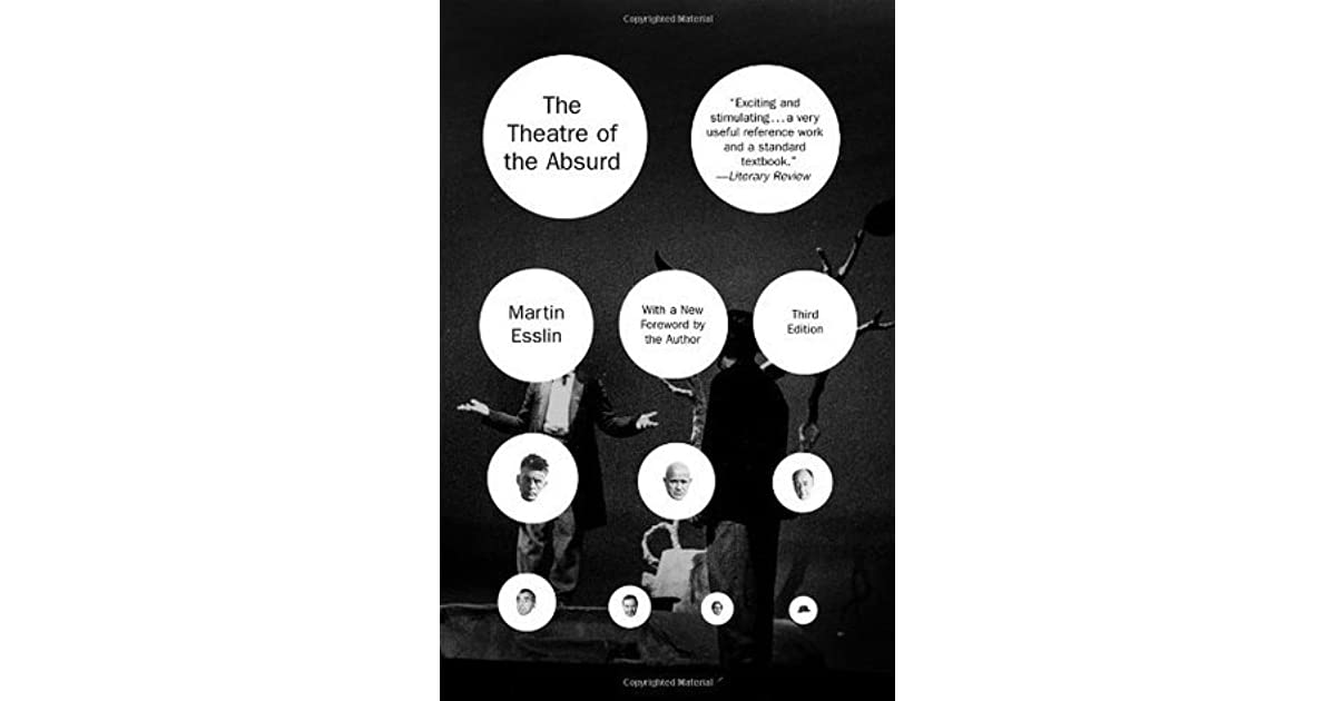 an analysis of the topic of the term theatre of the absurd