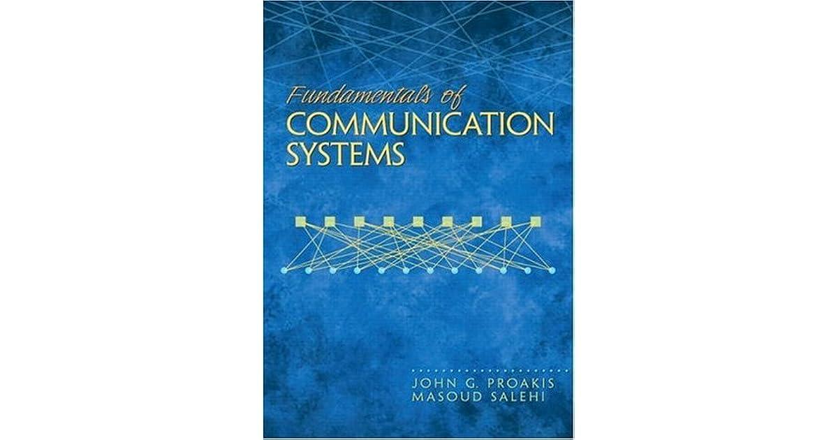 Proakis engineering communication pdf systems