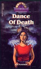 Dance of Death (Twilight: Where Darkness Begins #19)