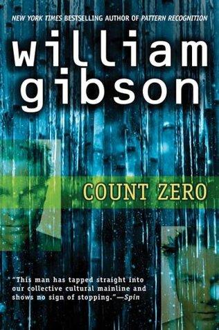 Count Zero (Sprawl, #2)