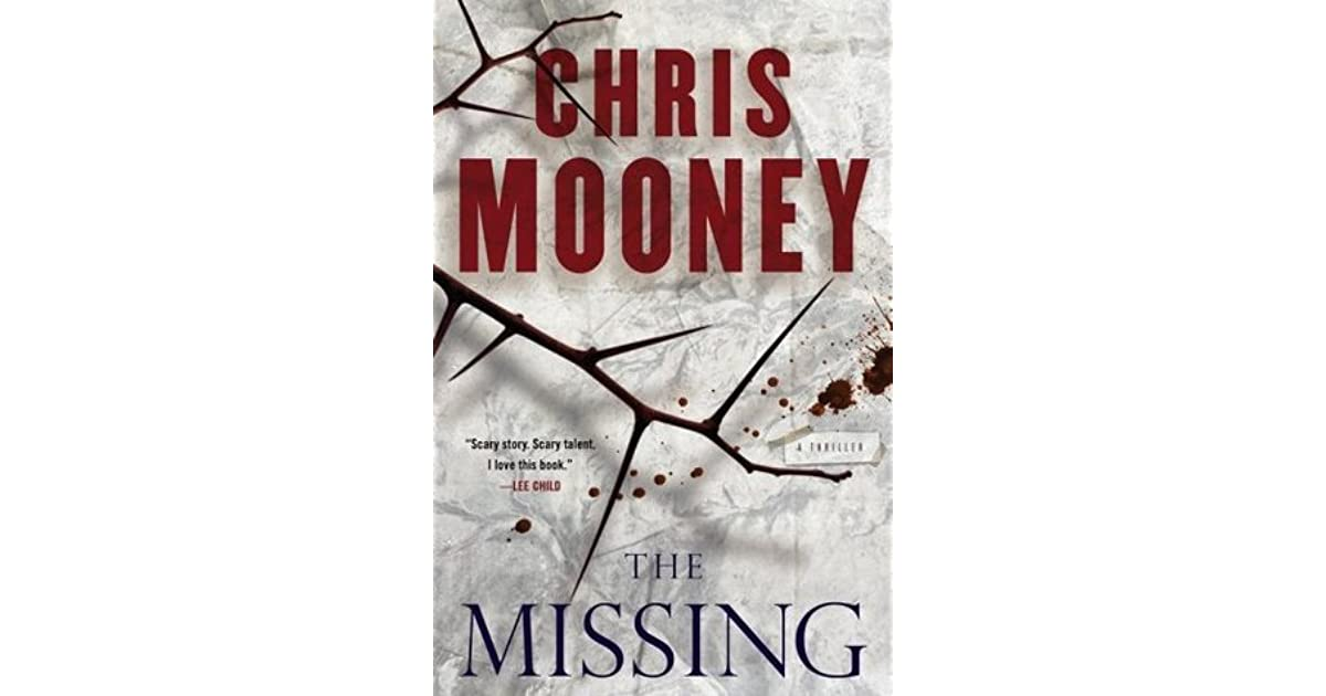 The Missing Darby Mccormick 1 By Chris Mooney