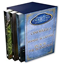 Faerie Tale Collection Box Set #1: Cinderella / Hansel and Gretel / Jack and the Beanstalk