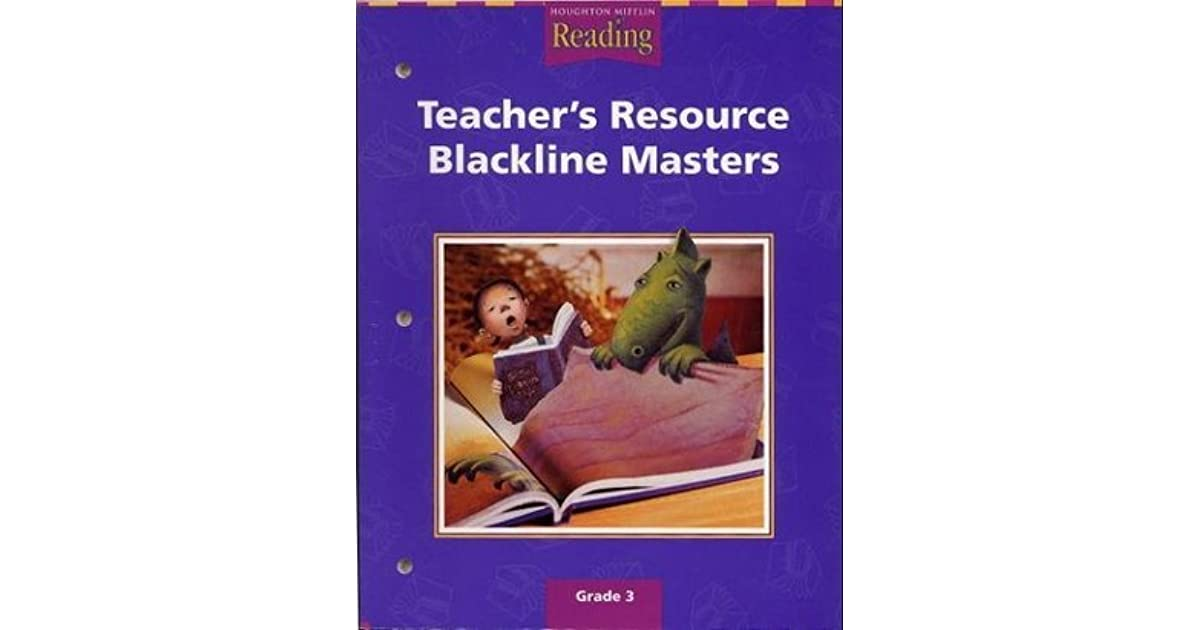 Houghton Mifflin Reading The Nation S Choice Teacher S