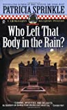 Who Left That Body in the Rain? (Thoroughly Southern, #4)