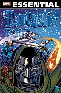 Essential Fantastic Four, Vol. 3