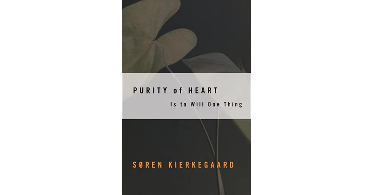 What Christ Means by Purity of Heart