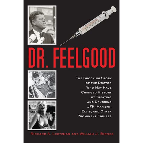 Image result for dr feelgood book Lertzman