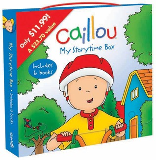CHOUETTE NEW CAILLOU AT THE THEATER BOOK
