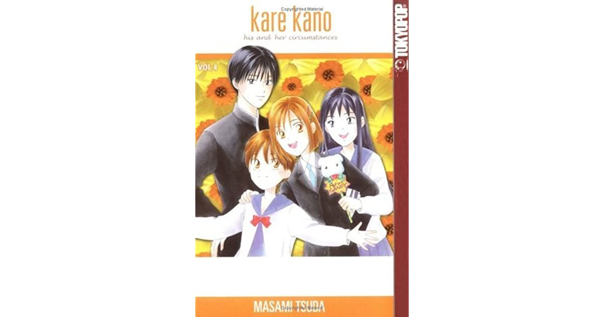 Kare Kano: His and Her Circumstances, Vol  4 by Masami Tsuda