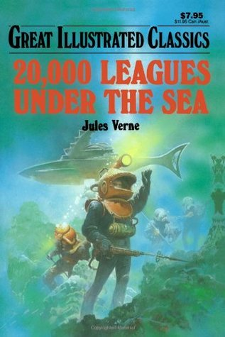 20 000 Leagues Under The Sea By Malvina G Vogel