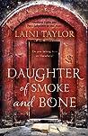 Book cover for Daughter of Smoke and Bone (Daughter of Smoke & Bone, #1)