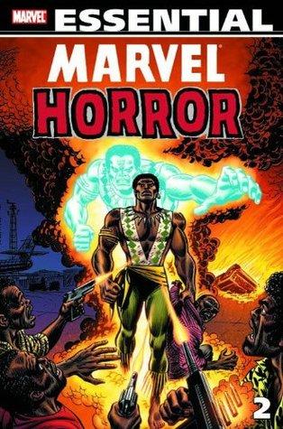 Essential Marvel Horror, Vol. 2