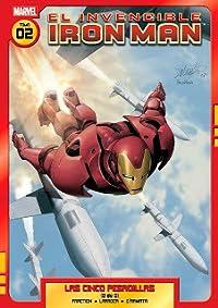 El invencible Iron Man tomo 02: Las Cinco Pesadillas, 2 de 2