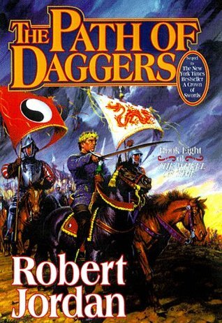 A Path of Daggers book cover