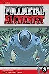 Fullmetal Alchemist, Vol. 21 (Fullmetal Alchemist, #21)