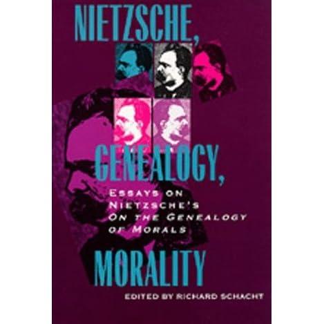 nietzsche on the genealogy of morals second essay
