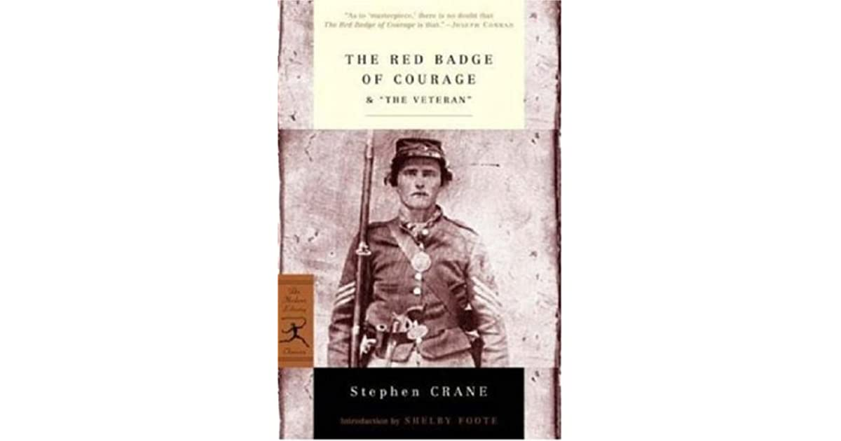 red badge of ocurage movie review Read the red badge of courage by author stephen crane, free, online (table of contents) this book and many more are available.