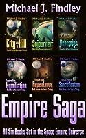 Empire Saga (Space Empire Universe #1-6)