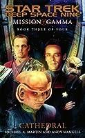 Mission Gamma Book Three: Cathedral: Cathedral Bk.3 (Star Trek)